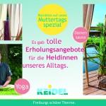 Muttertag im Keidel Bad Freiburg